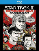 Star Trek II: The Wrath Of Khan - Directors Edition Blu-ray