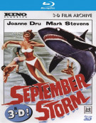 September Storm  Blu-ray