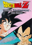 Dragon Ball Z: World Tournament - The Draw Movie