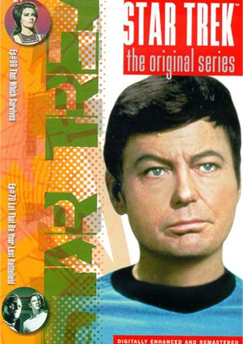 Star Trek: The Original Series - Volume 35 Movie