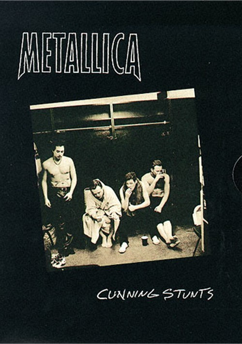 Metallica: Cunning Stunts Movie