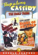 Hopalong Cassidy: Hopalong Rides Again/ Heart Of Arizona Movie