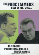 Proclaimers, The: Best Of 1987 - 2002 Movie
