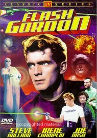 Flash Gordon: TV Series (Alpha) Movie