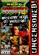Best Of Backyard Wrestling 4, The: Random Acts Of Violence! Movie