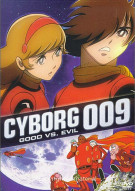 Cyborg 009: Good Vs. Evil Movie