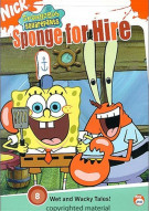 SpongeBob SquarePants: Sponge For Hire Movie
