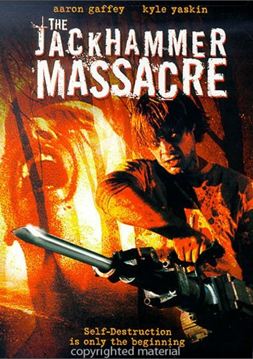 Jackhammer Massacre, The Movie