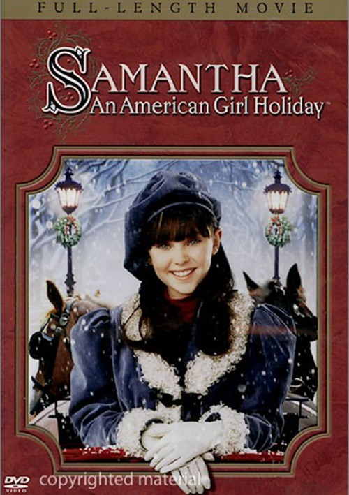 Samantha: An American Girl Holiday Movie