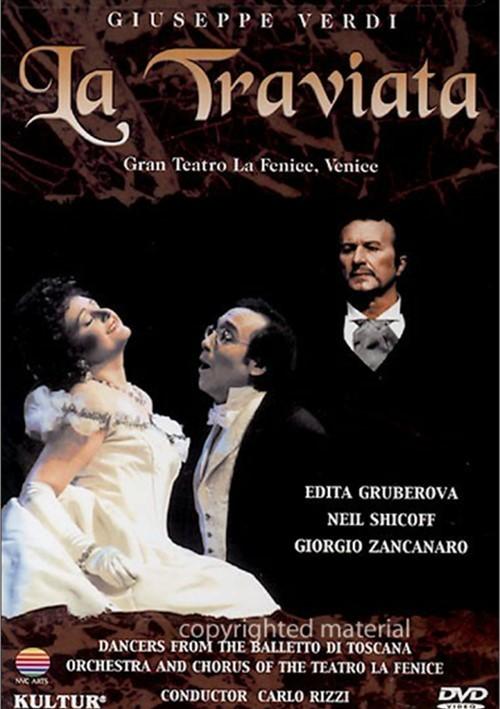 La Traviata (Gran Treatro La Fenice, Venice) Movie