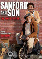 Sanford & Son: The Complete Sixth Season Limited Edition Giftset Movie