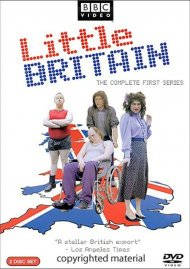 Little Britain Series 1 / Young Ones (2-Pack) Movie
