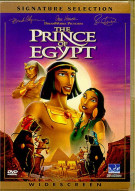 Prince Of Egypt, The Movie