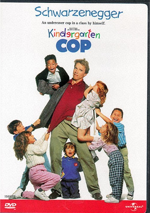 Kindergarten Cop Movie