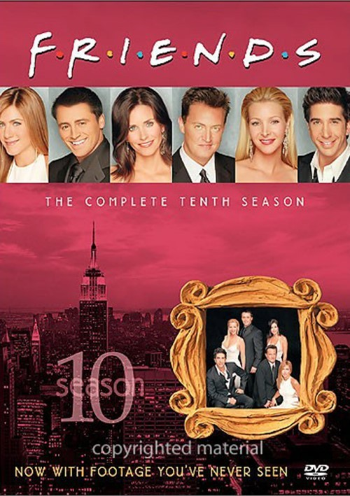 Friends: The Complete Tenth Season Movie