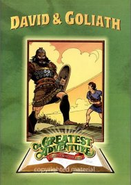 Greatest Adventures Of The Bible: David And Goliath Movie
