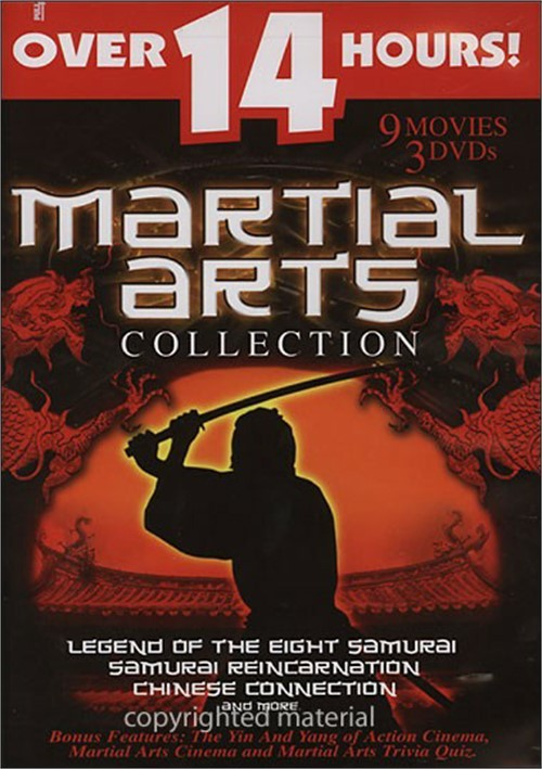 Martial Arts Collection Movie