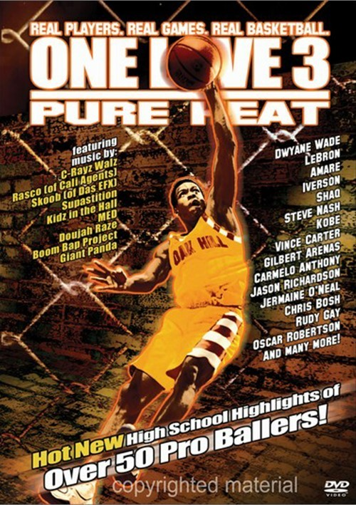 One Love 3: Pure Heat Movie