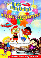 Little Einsteins: Mission Celebration  Movie