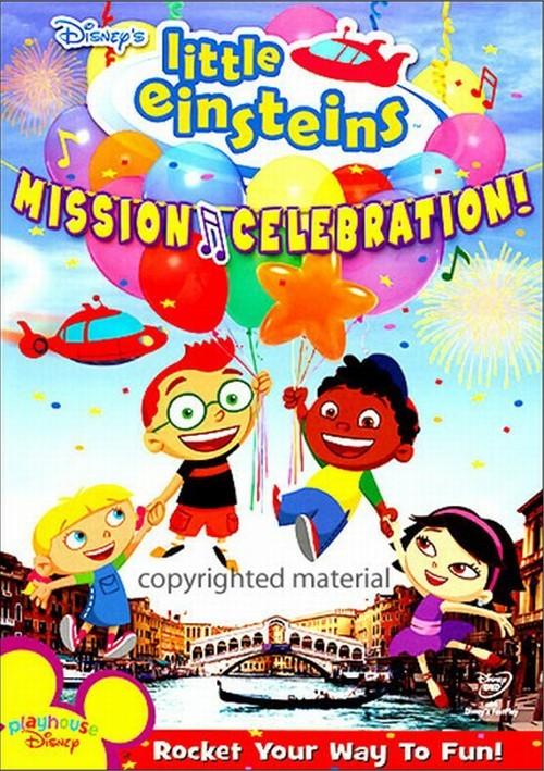 Little Einsteins: Mission Celebration  Movie