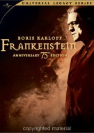 Frankenstein: 75th Anniversary Edition Movie