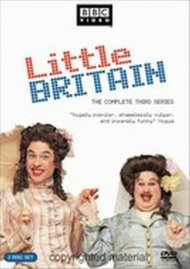 Little Britain: The Complete Third Series Movie