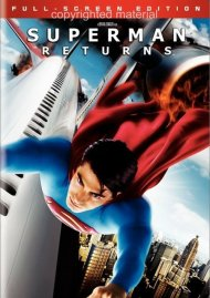 Superman Returns (Fullscreen) Movie