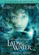 Lady In The Water (Widescreen) Movie