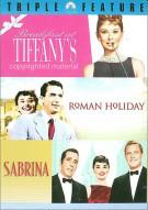 Breakfast At Tiffanys / Roman Holiday / Sabrina (Triple Feature) Movie