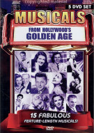 Musicals From Hollywoods Golden Age Movie