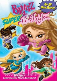Bratz Super Babyz Movie