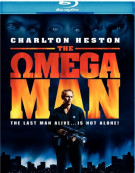Omega Man, The  Blu-ray