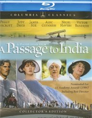 Passage To India, A: Collectors Edition Blu-ray