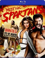 Meet The Spartans: Unrated Pit Of Death Edition Blu-ray