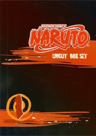 Naruto: Volume 1 - Box Set Movie