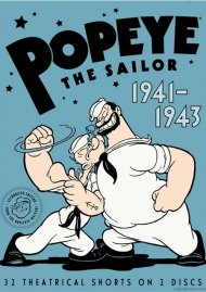 Popeye The Sailor: 1941-1943 - Volume Three Movie
