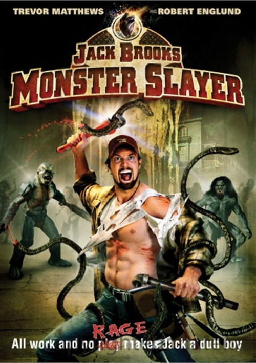 Jack Brooks: Monster Slayer Movie