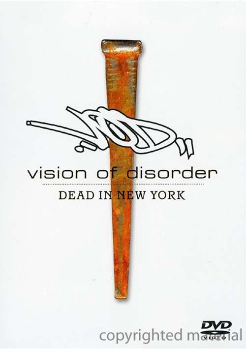 Vision Of Disorder: Dead In New York Movie