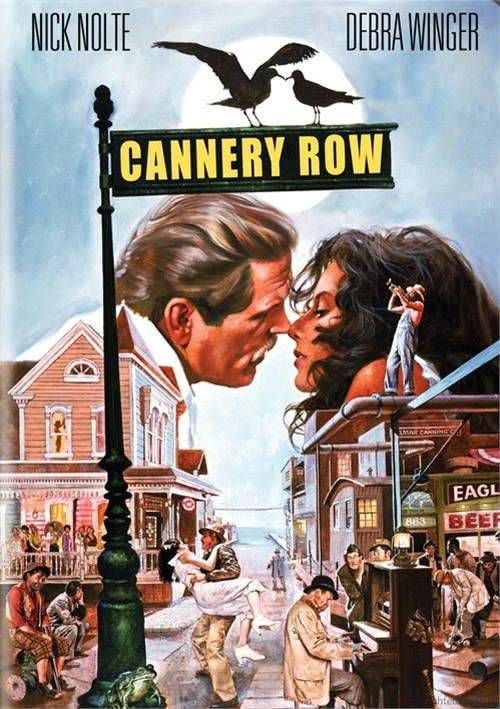 Cannery Row Movie