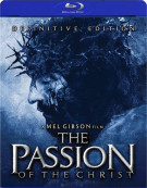 Passion Of The Christ, The: Definitive Edition Blu-ray