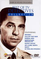 Best Of TV Detectives Collection Movie