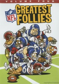 NFL Greatest Follies: Volume 4 Movie