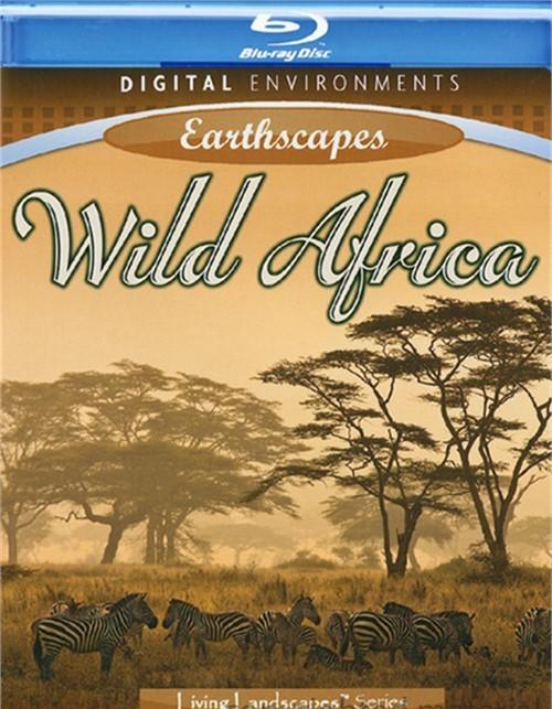 Wild Africa Blu-ray