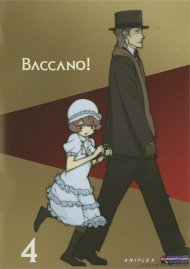 Baccano!: Volume 4 Movie