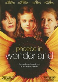 Phoebe In Wonderland (Alternate Art) Movie