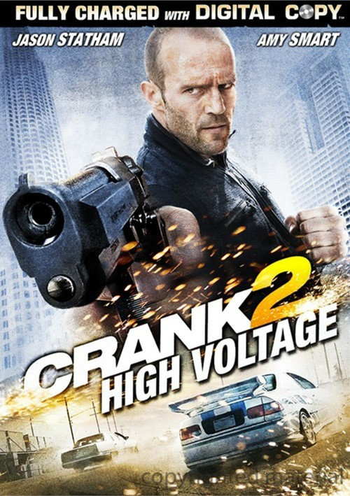 Crank 2: High Voltage - 2 Disc Special Edition Movie
