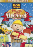 Bob The Builder: Building Crew Holiday Collection Giftset Movie