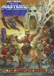He-Man And The Masters Of The Universe: The Complete Series Movie