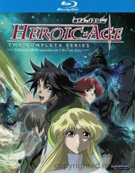 Heroic Age: The Complete Series Blu-ray