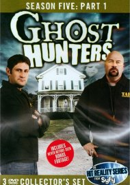 Ghost Hunters: Season 5 - Part 1 Movie